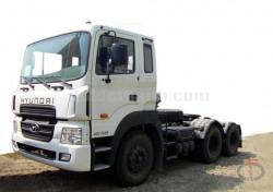 Đầu kéo Hyundai HD700 (340Ps)