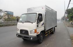 Hyundai HD72 Nhập khẩu - Thùng kín