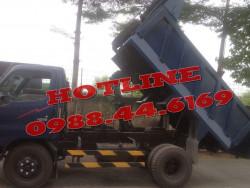 Xe Hyundai Benz HD99 5 tấn
