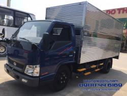 Xe tải Đô Thành IZ49 thùng kín 2,4 tấn