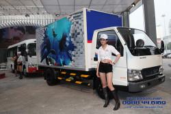 Xe tải Đô Thành IZ49 tải trọng 2,5 tấn
