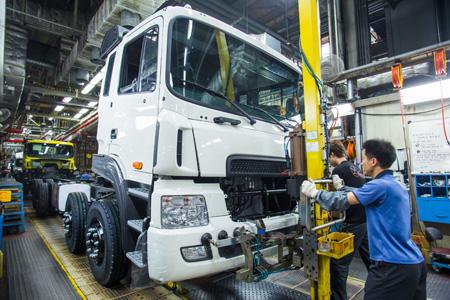 Nhà máy Hyundai